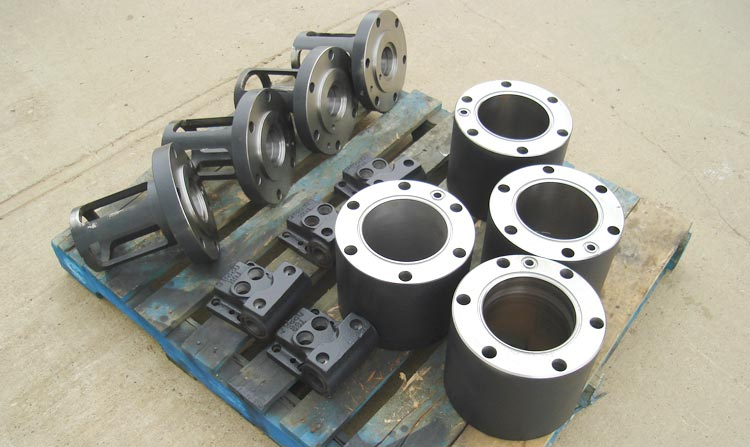 blow out preventer components, drill stem pipes